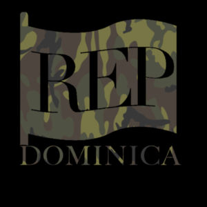 REP DOMINICA FLAG Design