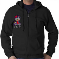 SAV Bear Zip Up Thumbnail