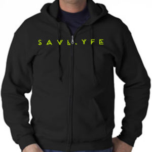 Savlyfe Zip Up Green Thumbnail